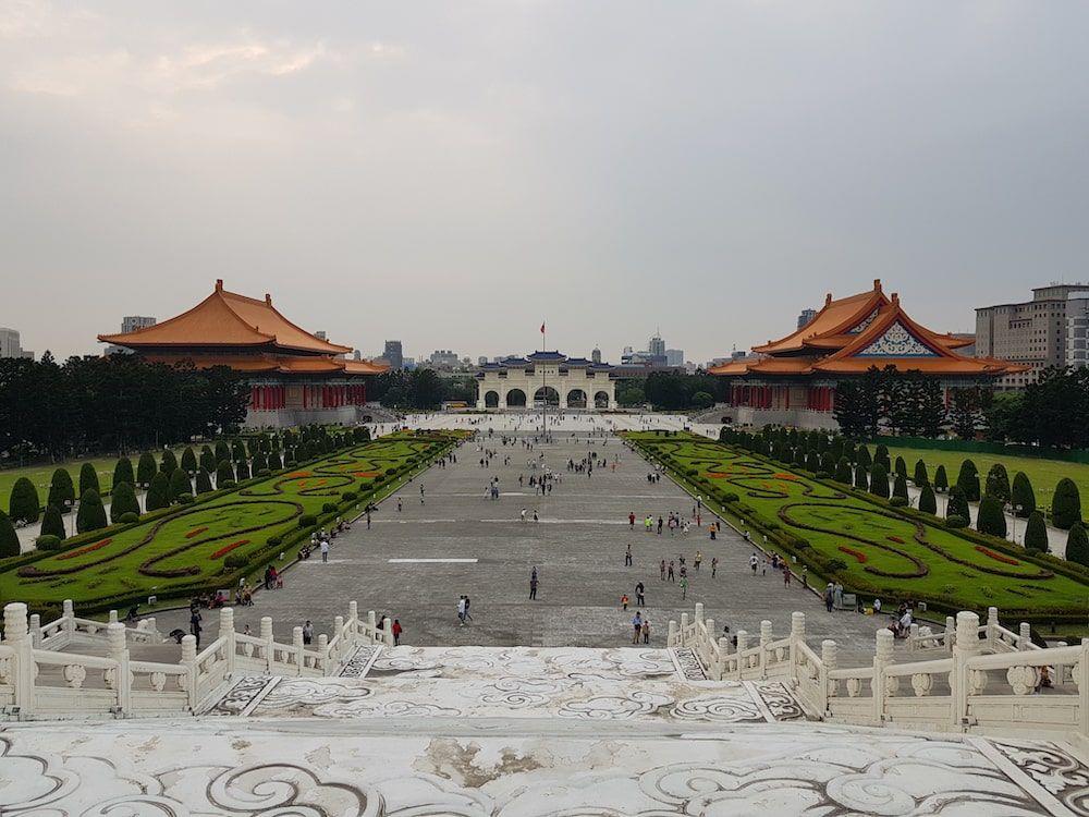 The Wonders of Taipei - Chiang Kai-shek Memorial Hall and Huashan 1914 Creative Park